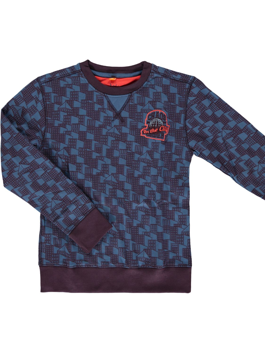 Chaos and Order Sweater