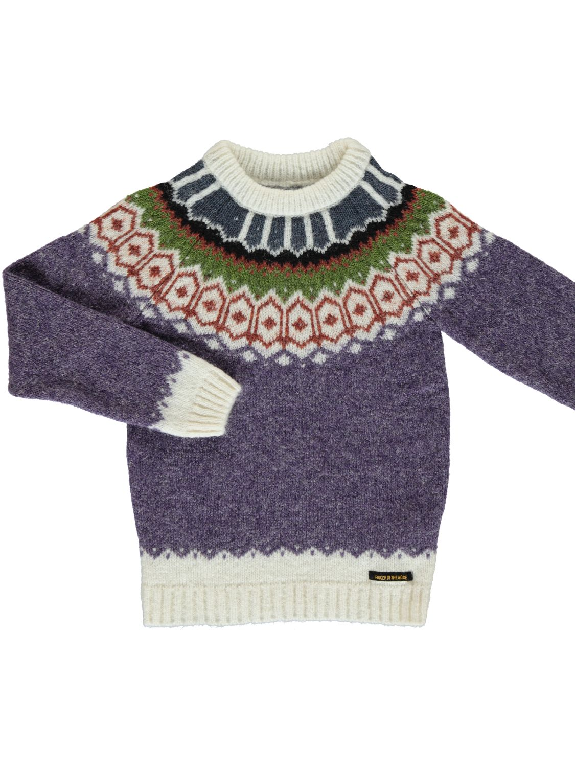 Finger in the nose Sweater